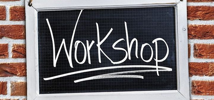 Workshops im Mai